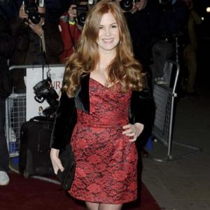 Isla Fisher Doesn't Like Working