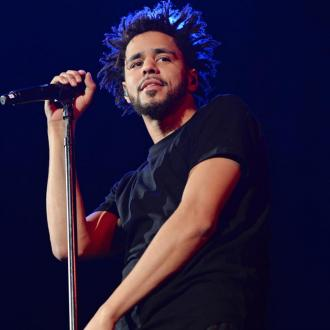 J. Cole training for NBA?