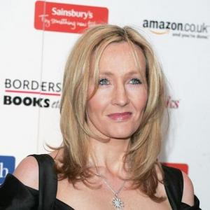 J.k. Rowling Given Diamond Bracelet By Warner Bros