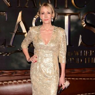 J.K. Rowling 'delighted' by Olivier Awards success