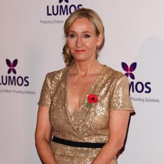 J. K. Rowling Finishes New Book