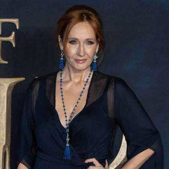 J.K. Rowling lives in 'fictional worlds'