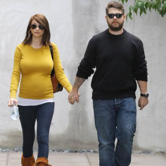 Jack Osbourne's wife gives birth