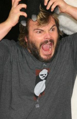 Jack Black Has A 'Giant' Ego