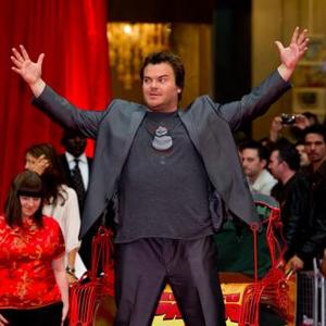 Jack Black's Tiger Roll