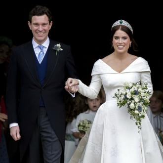 Princess Eugenie Marks First Wedding Anniversary With Video From Big Day