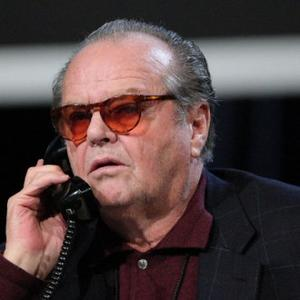 Jack Nicholson Wants To Edit Anjelica's Book