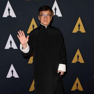 Jackie Chan gets honorary Oscar