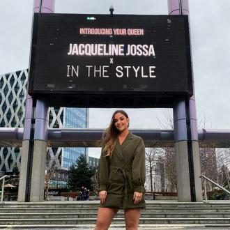 Jacqueline Jossa to launch first clothing collection with In The Style