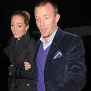 Jacqui Ainsley 'Charmed' By Guy Ritchie