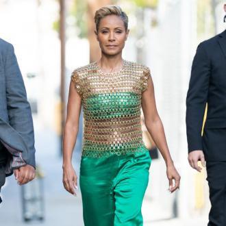 Jada Pinkett Smith Had Threesome 'Very Young'
