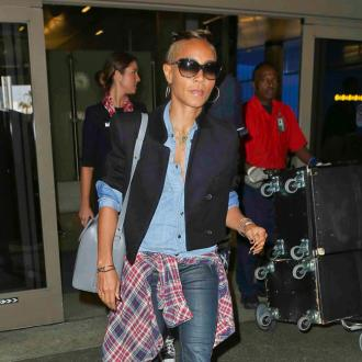 Jada Pinkett Smith Feels 'Blessed'