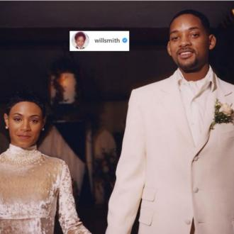 Will Smith sends anniversary message to Jada Pinkett Smith