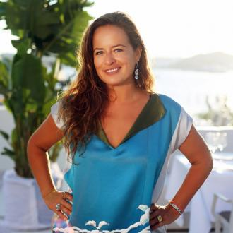 Jade Jagger Living In Home For 'Needy'