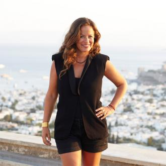 Jade Jagger doesn't feel like a grandma