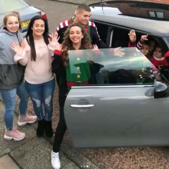 Jade Thirlwall bought her mum a MINI Cooper for Christmas