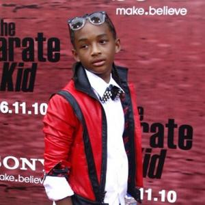 Jaden Smith's Karate Kid Training Worries