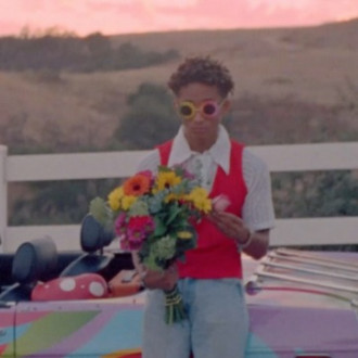 Jaden Smith releases collaboration with rock outfit Babe Rainbow