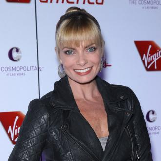 Jaime Pressly has had an 'almost full mastectomy'