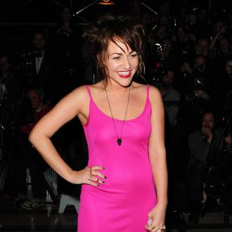 Jaime Winstone is loving motherhood