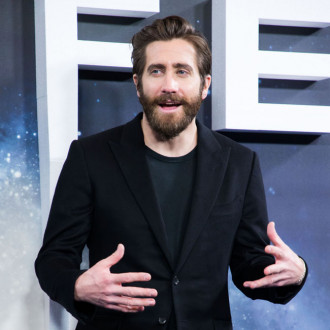 Jake Gyllenhaal's recording room