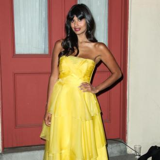 Jameela Jamil Doesn't Use Mirrors
