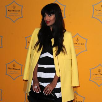 Jameela Jamil's fart fear