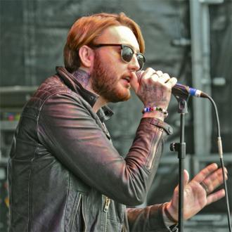 James Arthur working with Steve Aoki