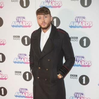 James Arthur is vegan