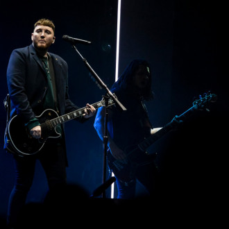 James Arthur takes up hiking in a bid to slim down to 15 stone