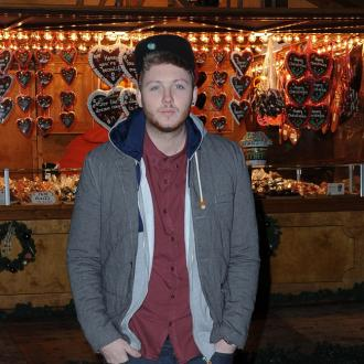 The X Factor's James Arthur Snapped With Mystery Brunette
