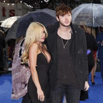 James Arthur steps out with girlfriend