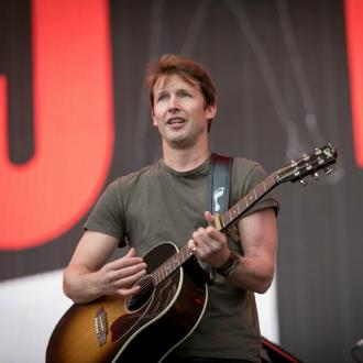 James Blunt crowdsurfed at BBC Radio 2 Hyde Park