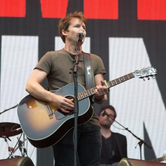 James Blunt wants 'colourful socks' for Christmas