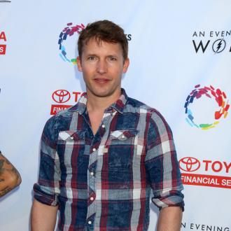 James Blunt fears running out of beer