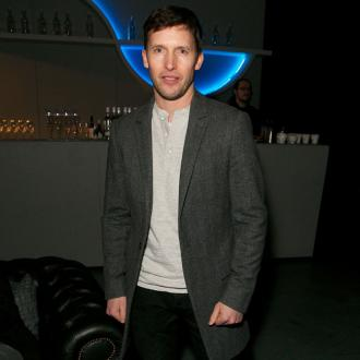 James Blunt Feels Tall In China