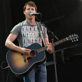 James Blunt admits to not being earnest