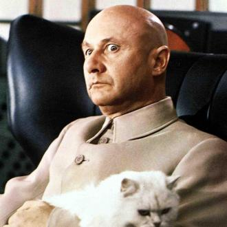 Sir Roger Moore thinks Blofeld could become a Brit