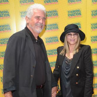 Barbra Streisand mocked her husband's hair on their first date