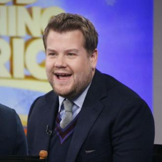 James Corden loves being an 'idiot'