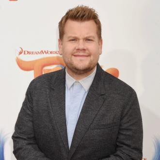 James Corden Wants To 'Film Something' With Brad Pitt