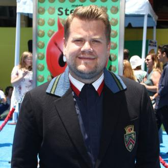 James Corden 'excited' for third child