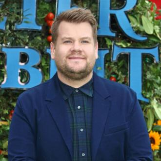 James Corden's gift for new prince