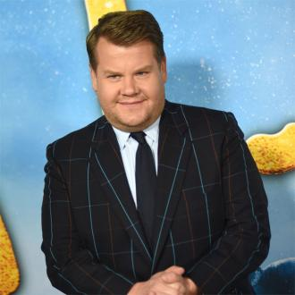 James Corden finds it 'odd' being in his newly designed studio