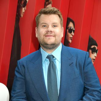 James Corden forced to film at home after friend's positive Covid test