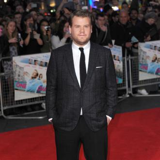 James Corden's talk show fears