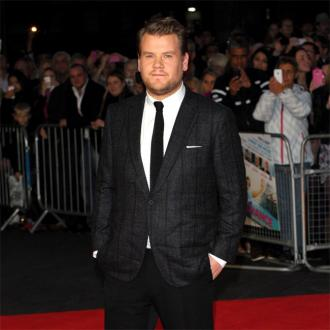 James Corden's 'ridiculous' life