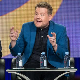 James Corden's Late Late Show Nerves