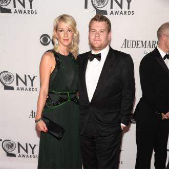 James Corden Can't Wait For Family Break