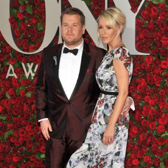 James Corden: It was 'love at first sight' with Julia Carey